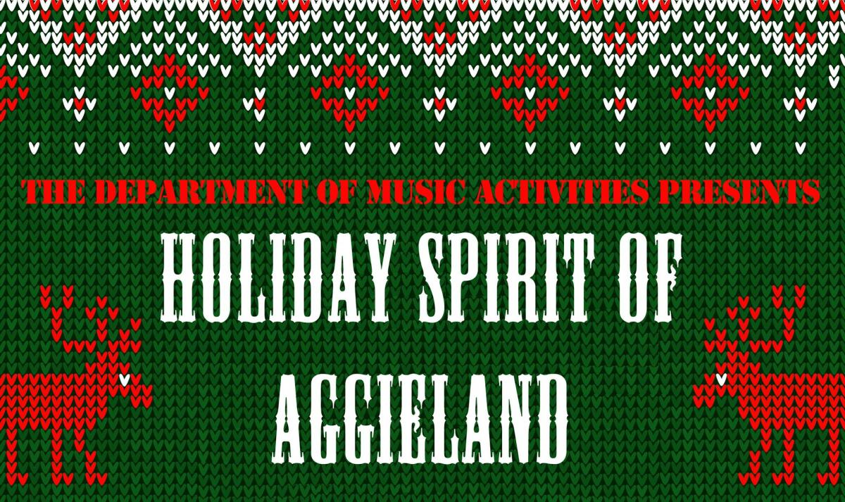 Holiday Spirit of Aggieland
